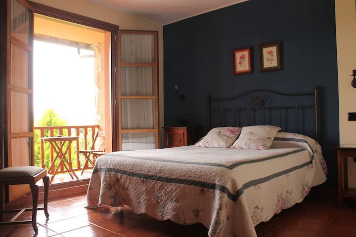 Bien situado e ideal para desconectar - Villaviciosa - Bed & Breakfast