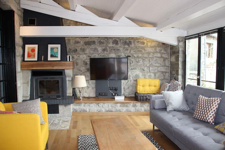Gorges Ardeche - 105 m² - Balazuc