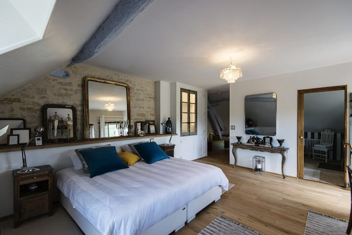 Chambre Canal