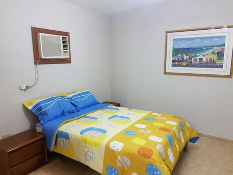 2Cómodo y bien ubicado apartamento equipado, WIFI.