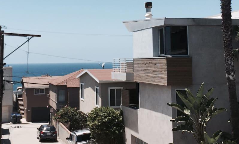Manhattan Beach Ocean View Home