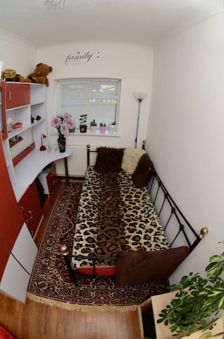 Cosy and light single room in beautiful area - Bournemouth  - Apartment