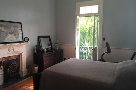 Private Bywater Bedroom/Bath