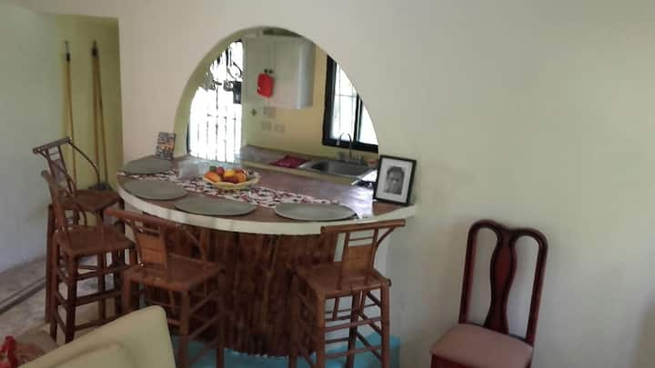Country home in the hills of Samana