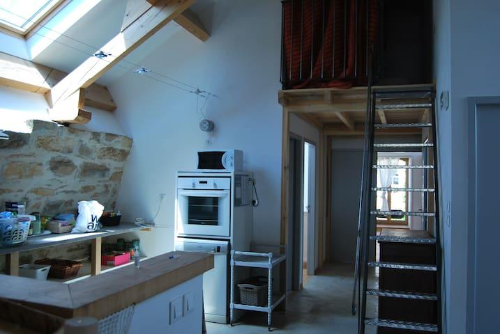 La Bergerie - Millau - Loft