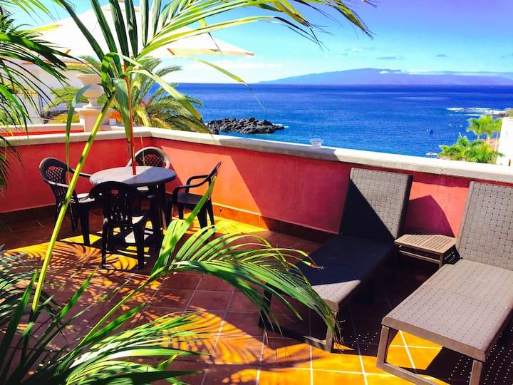 Beach-front Luxury Suites