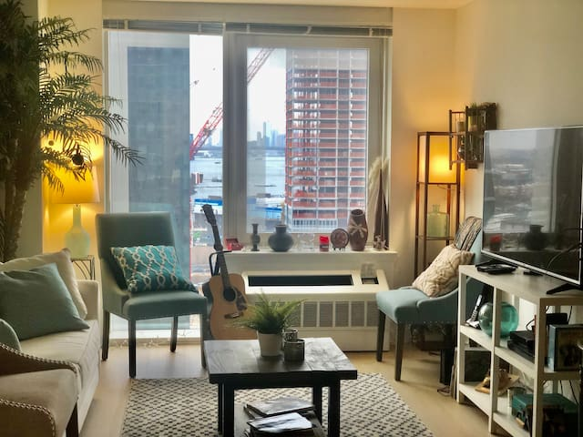 Private Rm/Bth, Great Views, Minutes to Manhattan!