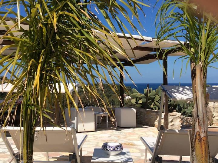 Casa vacanza Scopello free wi-fi
