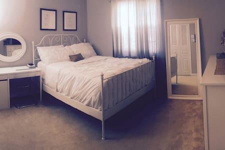 Perfect Single Room in Burke, VA near Train - Burke - Haus