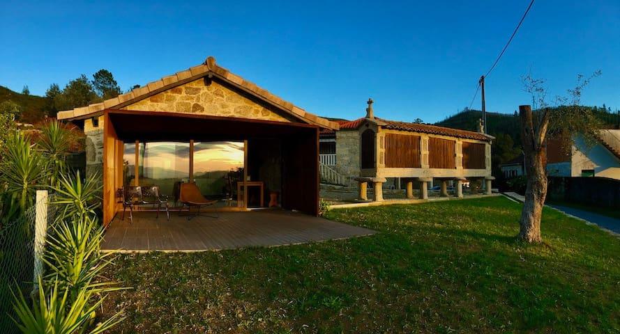 Casa da Mina - Eido do Pomar
