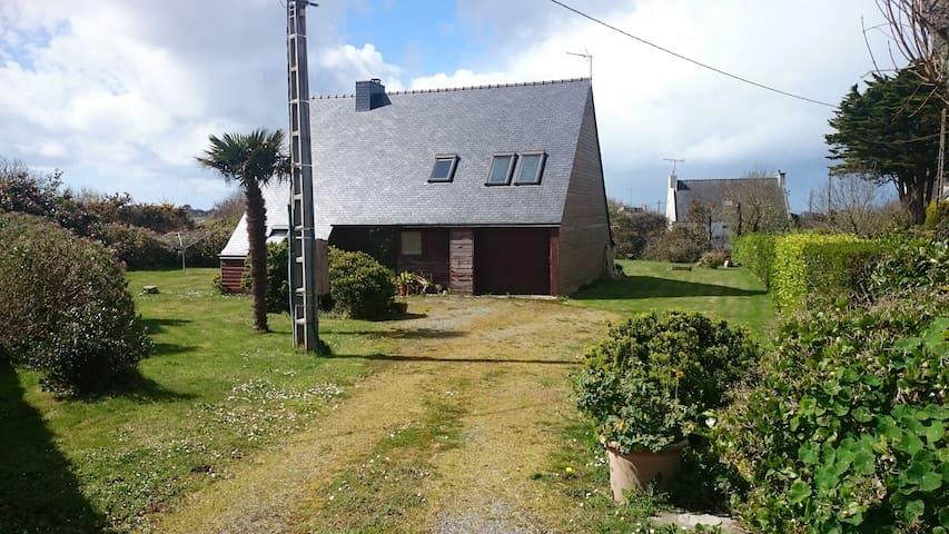 Maison à ossature bois - Landunvez