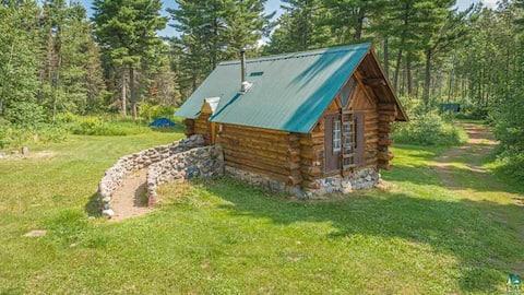 Rustic Snowshoe Retreat