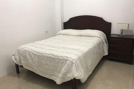 Cozy room in Samborondon - Samborondón - Lägenhet