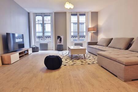 Appartement luxe centre-ville Lyon