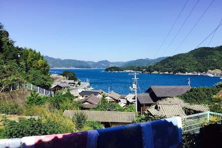 Remote area of EHIME.Just sea and mountain.Single - Seiyo