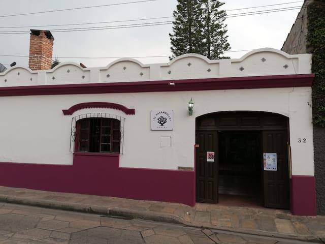 El Garambullo Hostal (Hab. Privada Ocelote)