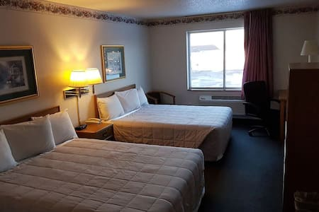 Sky-Palace Inn & Suites Northfield - Comfort 2 Queen Bed Non-Smoking