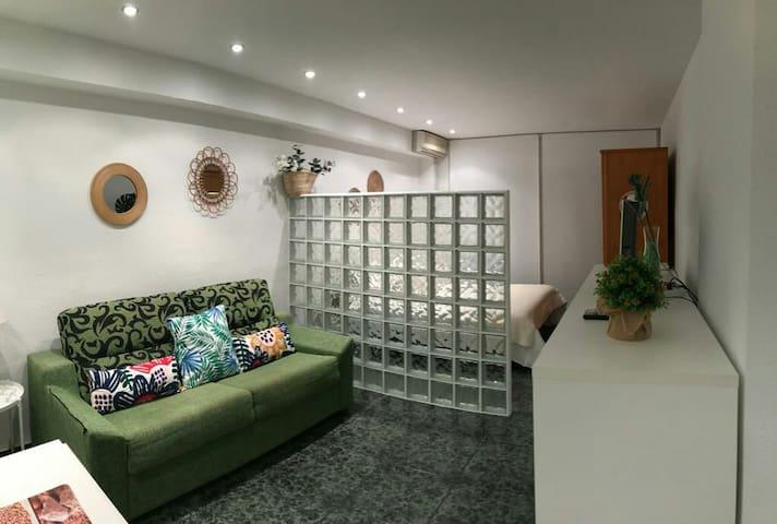 Moderno Loft con Encanto, totalmente nuevo
