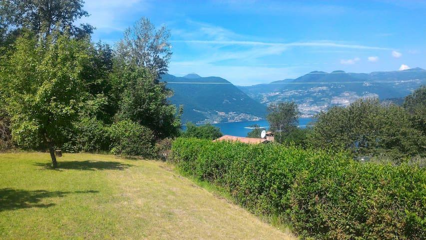 Accogliente casa immersa nel verde - Sulzano - Villa