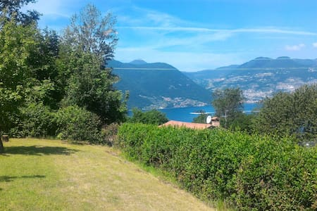 Accogliente casa immersa nel verde - Sulzano