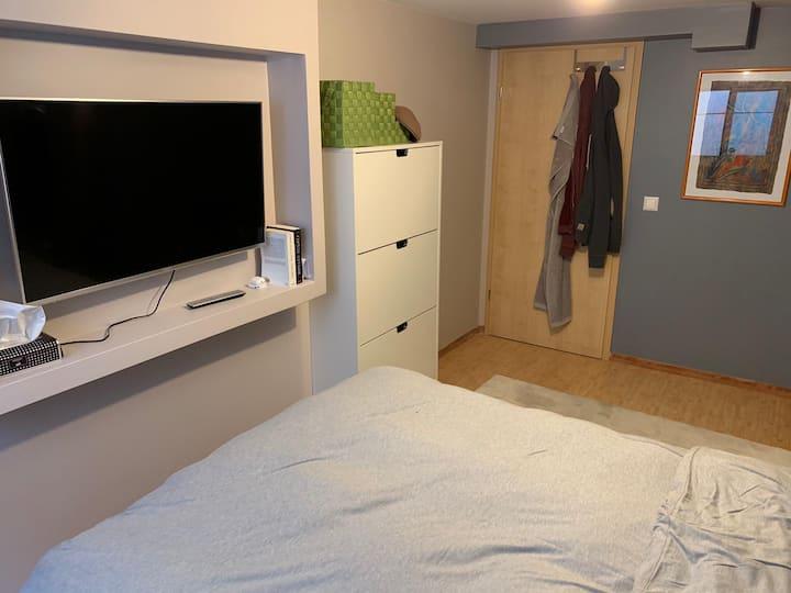 Chambre équipée à Bernex