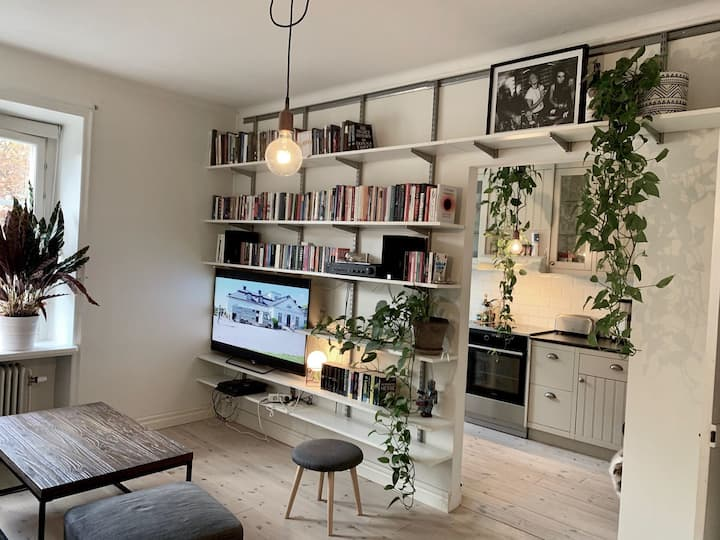 Studio apartment in the heart of Södermalm