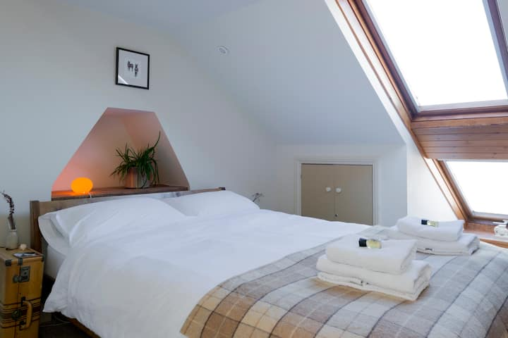 Loft en suite in Hanover Brighton