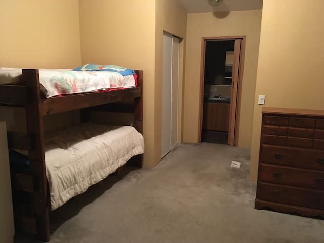 In Eclipse Zone: Private Master Bedroom w/ Bath