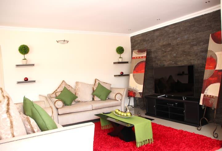 Brand new 2 bedroom Luxury Apartment in Ezulwini