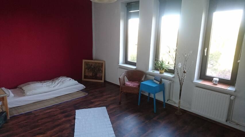 Helles Zimmer am Reiferpark in der Innenstadt