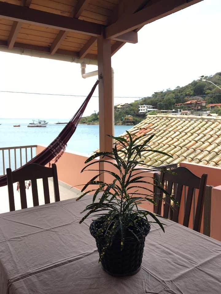 Casa Rancho - Praia central