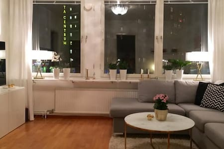 42kvm apt near city - 索爾納(Solna)