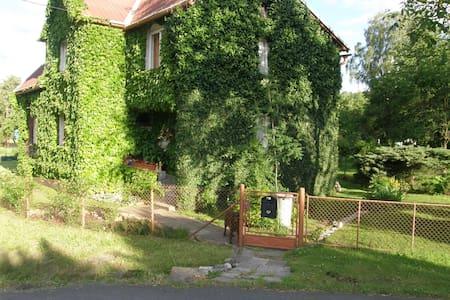 Samostatný byt s množstvím zeleně - Lipová-lázně - Wohnung