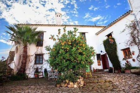 HABITACION DENTRO DE UNA POSADA MEDIEVAL - Castillo de Castellar