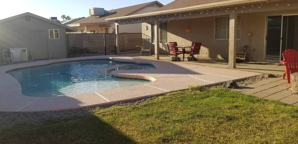 Westgate Home with Heated Pool!