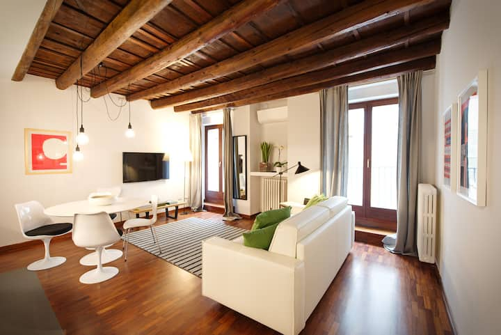 Santa Cecilia appartamento di lusso a Verona