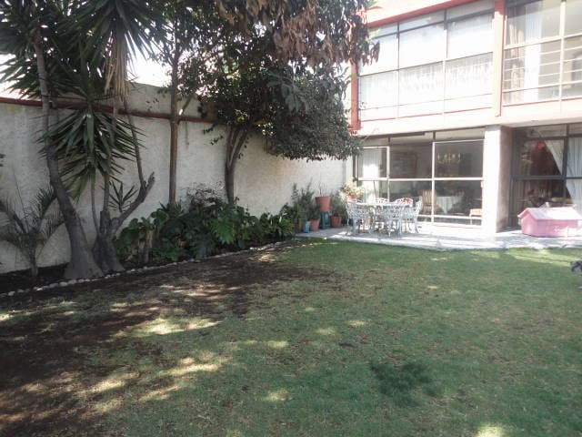 Lindavista Enjoy the space - ROOM 3. Alicia - Ciudad de México - Hus