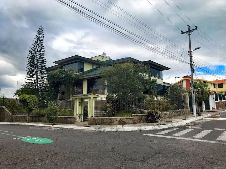 Un hogar perfecto para tus vacaciones en Ecuador