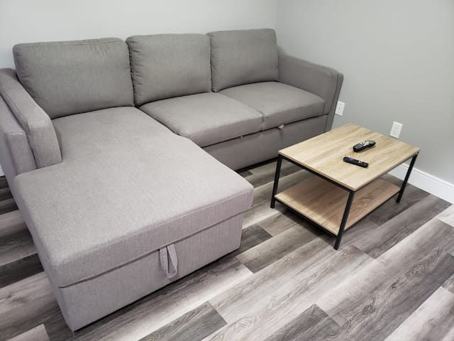 Entire Brand New Fully Furnished Basement Suite