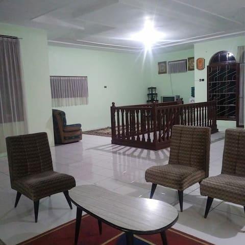 rumah abah guesthouse syariah