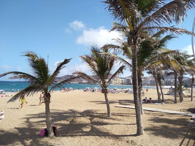 LasCanteras camere doppia/singola vicino 2 spiagge
