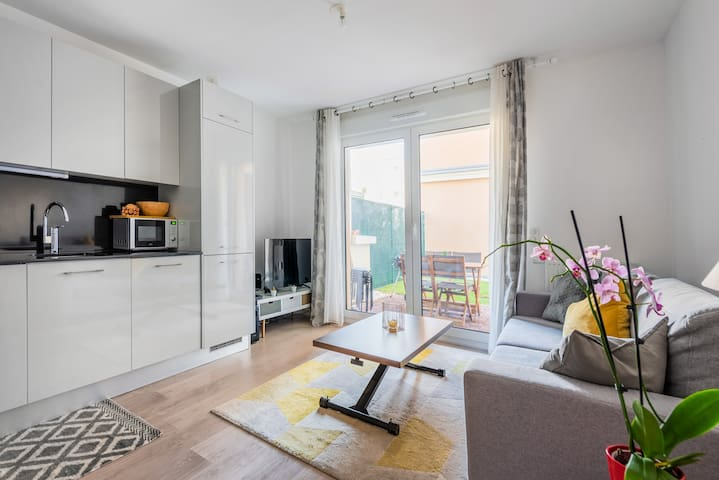 Bel appartement de 35 m2 à 15 min de Paris