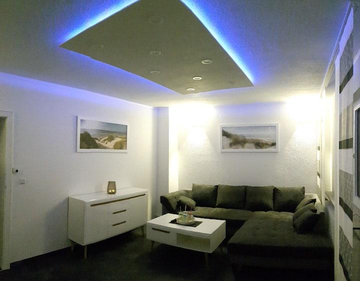 Elegantes 3 Zimmer Apartment mit Garage