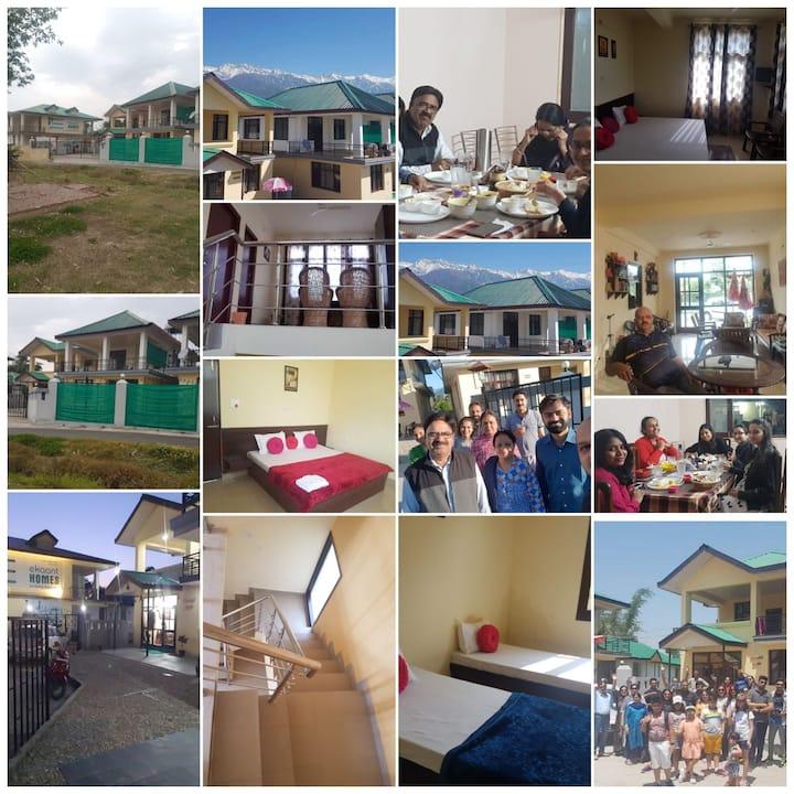 LOWER Ground Floor,in KALINDI Bldg at Ekaant homes