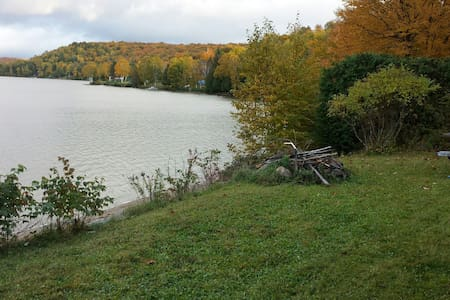 Cozy country place in Laurentians 30m to Tremblant - La Minerve