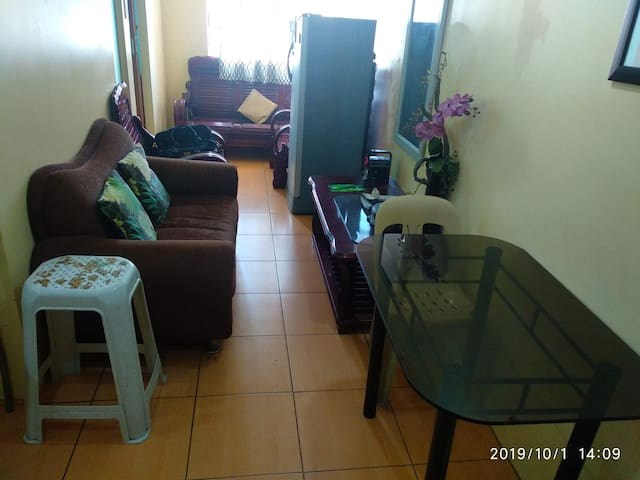 Fully furnished apartment for long term stay