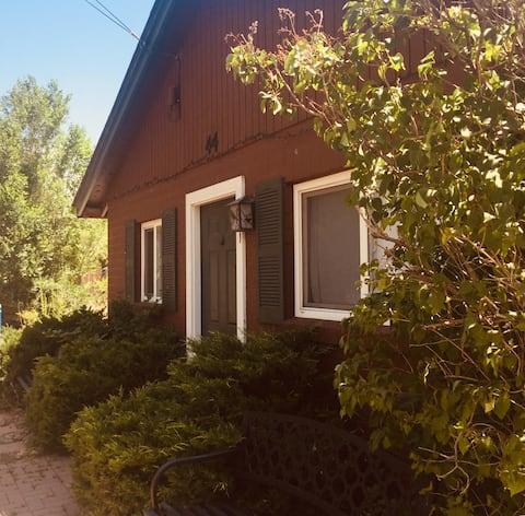 Ambrosia Hour Creekside Cabin #1