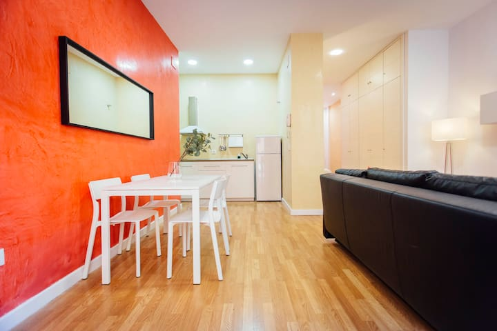 Cozy and nice apartment A in Sevilla Centre