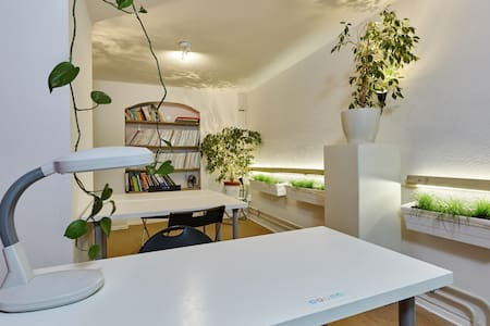 ESPACIO CREATIVO en Gleisdreieck - Berlin - Apartment