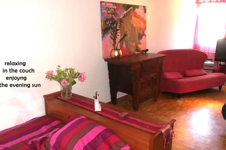 Central Charming Apartment 2 Min walk to the lake - Zürich - Apartmen